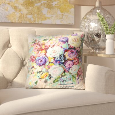 Mittler Indoor/Outdoor Throw Pillow Size: 18 H x 18 W x 8 D
