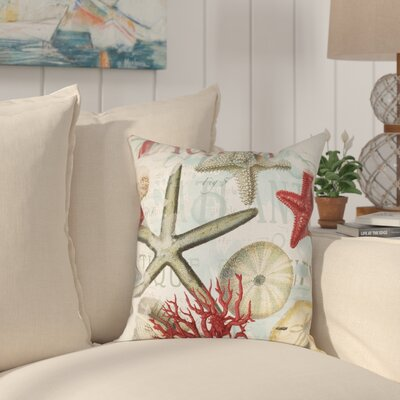 Elmore Outdoor Throw Pillow Size: 20 x 20