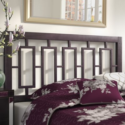 Taneya Open-Frame Headboard Size: Queen