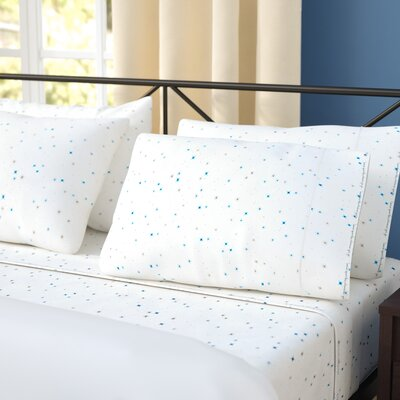 Braelyn Sparkles Sheet Set Size: Queen