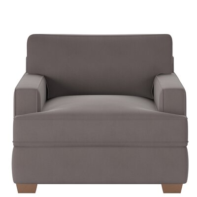 Avery Armchair Body Fabric: Spinnsol Iron
