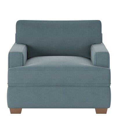 Avery Armchair Body Fabric: Tina Gulfstream