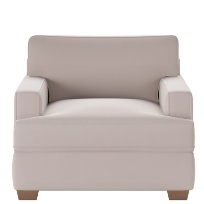 Avery Armchair Body Fabric: Spinnsol Cocoa