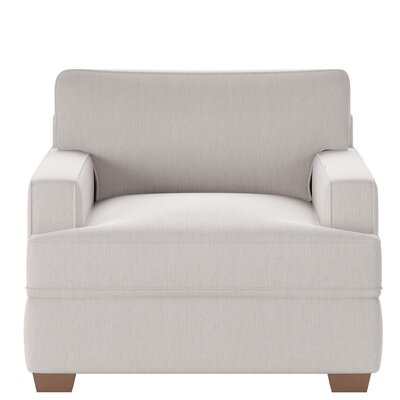 Avery Armchair Body Fabric: Max Buff