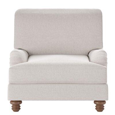 Delphine Armchair Body Fabric: Trixie Linen