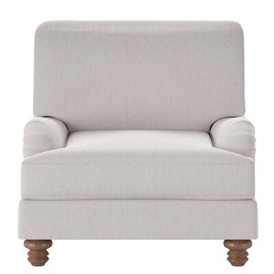 Delphine Armchair Body Fabric: Max Buff