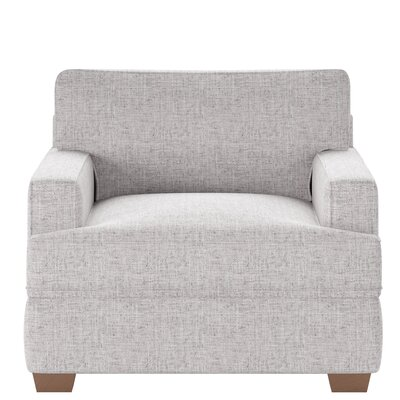 Avery Armchair Body Fabric: Zula Pumice
