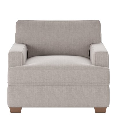 Avery Armchair Body Fabric: Conversation Linen
