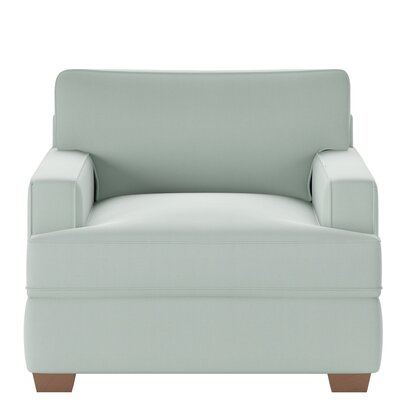 Avery Armchair Body Fabric: Bayou Spray