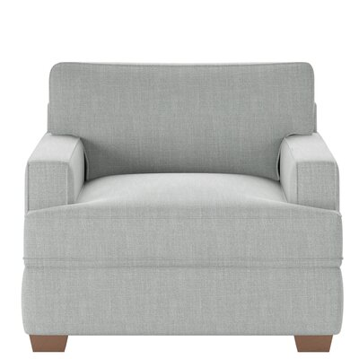 Avery Armchair Body Fabric: Conversation Capri