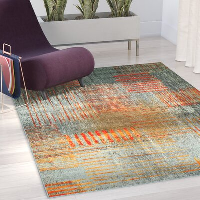 Cretien Indoor/Outdoor Area Rug Rug Size: 2 x 34