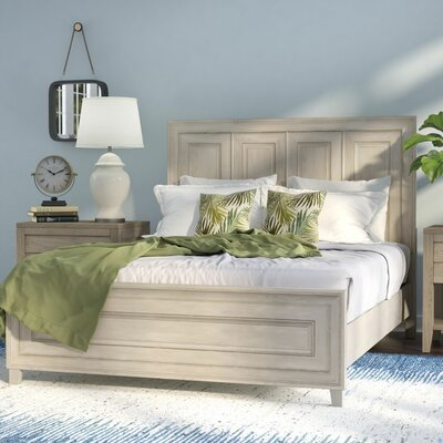 Stoughton Panel Bed Size: Queen ROHE4751 40978060