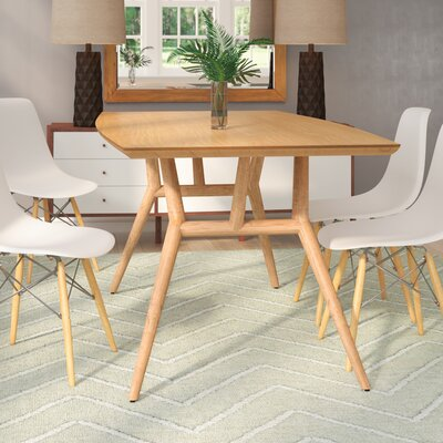 Marina Dining Table Finish: White Oak