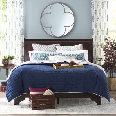 Otto Panel Bed Size: Queen