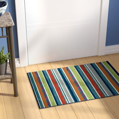 Cordero Hand-Woven Indoor/Outdoor Area Rug Rug Size: Rectangle 2 x 3
