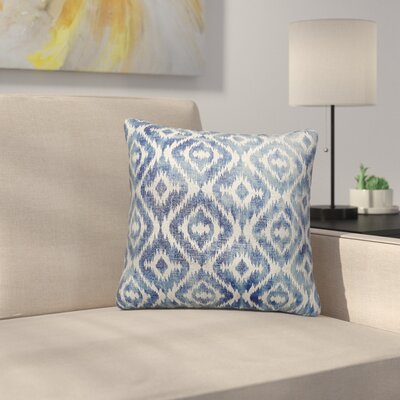 Laplant Indoor/Outdoor Throw Pillow Size: 18 x 18