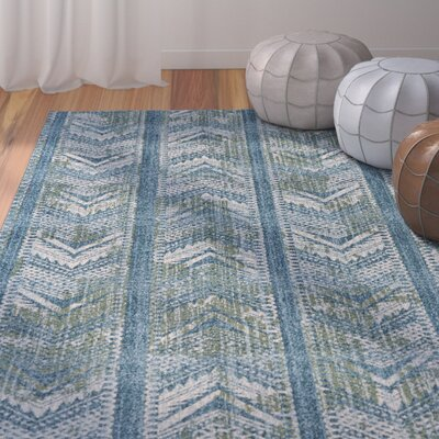 Koerich Jade Area Rug Rug Size: Rectangle 5 x 8