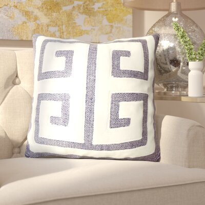 Dereham 100% Cotton Throw Pillow