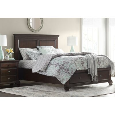 Plattsburgh Panel Bed Size: King