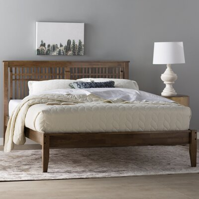 Devery Platform Bed Size: King