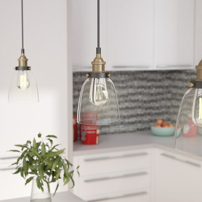Bundaberg 1-Light Mini Pendant Finish: Antique