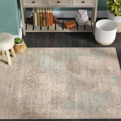 Pellham Gray Area Rug Rug Size: Rectangle 10 x 13