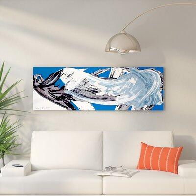'SAI - Argutos Unda' Painting Print on Canvas Size: 20