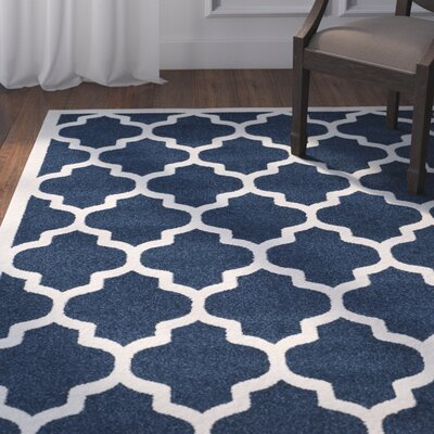 Darrel Blue/Gray Area Rug