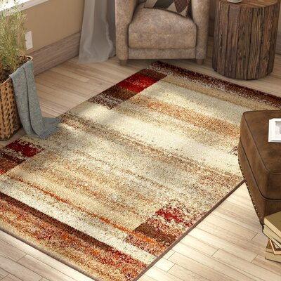 Cotati Beige Area Rug Rug Size: Rectangle 8 x 10