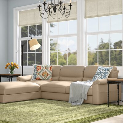 Soaring Ridge Coner Sleeper Sectional Orientation: Left Hand Facing