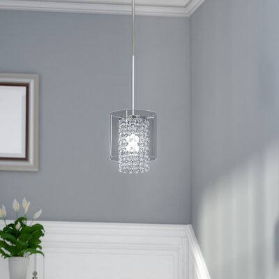 Harmon 1-Light Mini Pendant