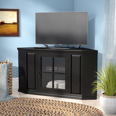 Benson Corner 47 TV Stand Color: Black Rub