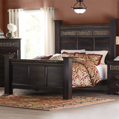 Boyers Panel Bed Size: Queen