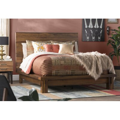 Mericle Platform Bed Size: Queen