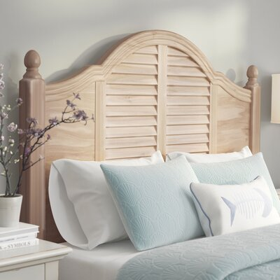 Eastweald Panel Headboard Size: Queen