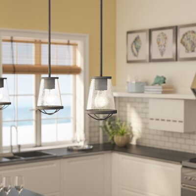 Regan 1-Light Mini Pendant