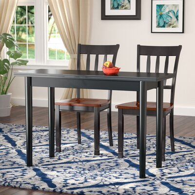 Parkison Flip Top Extendable Dining Table
