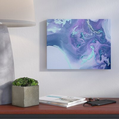 Cool Painting Print on Wrapped Canvas Size: 11