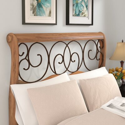 Wolfhurst Open-Frame Headboard Size: King