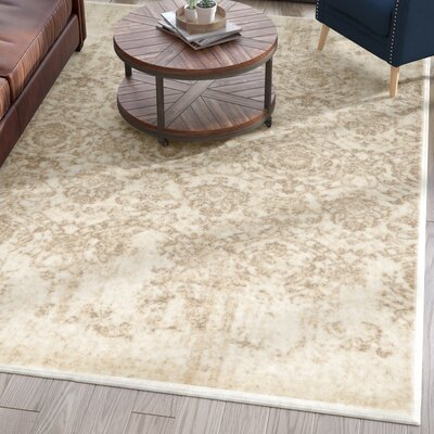 Kingfisher Bone Area Rug Rug Size: Rectangle 710 x 102