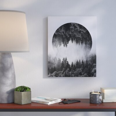 'Mountain' Photographic Print on Canvas Size: 10