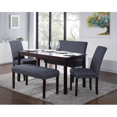 Madrid Dining Table Size: Large
