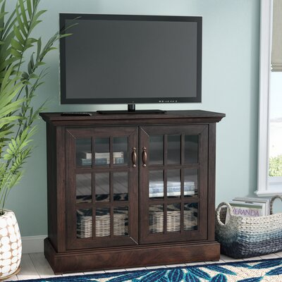 Dartmouth Wood TV Stand Color: Concord Cherry