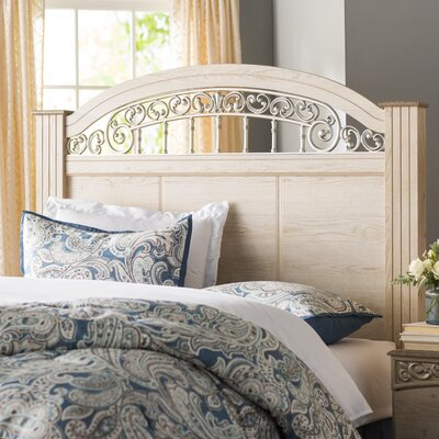 Johnby Panel Headboard Size: Queen
