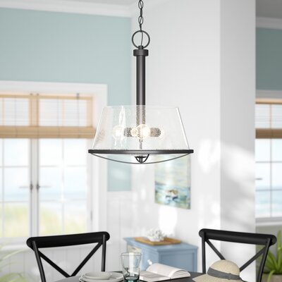 Regan 3-Light Mini Pendant