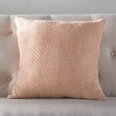 Mirabella Throw Pillow Color: Camellida