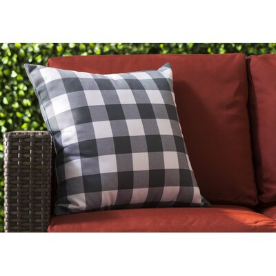 Connolly Outdoor Throw Pillow Size: Small