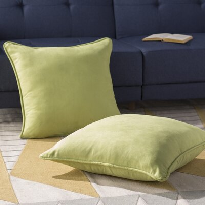 Boulware Floor Pillow Color: Mojito Lime