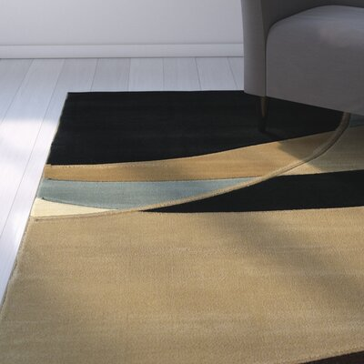 Havana Smoke Blue Rug Rug Size: Rectangle 110 x 3