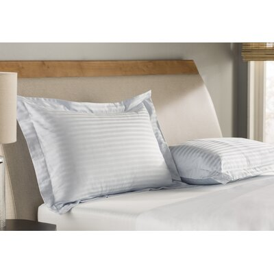 Holdsworth Sham Size: Standard, Color: Light Blue